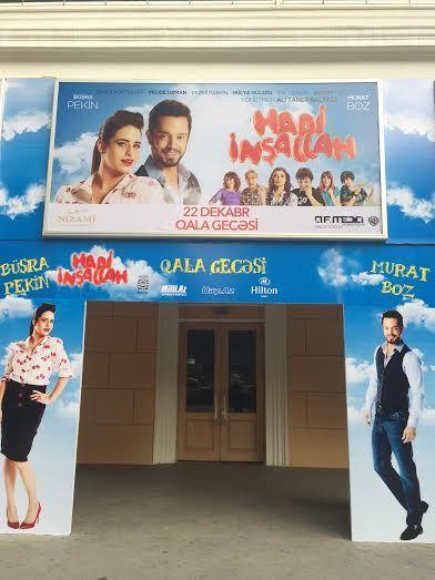 Hadi Insallah Filmi Baku Galasi Hazirliklari Devam Ediyor
