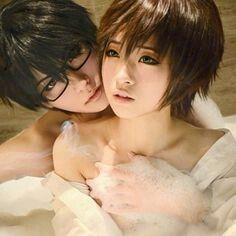 ♥ Sekai ichi Hatsukoi (The Wolrd Best First Love)  Takano x Ritsu <3 - Cosplay -