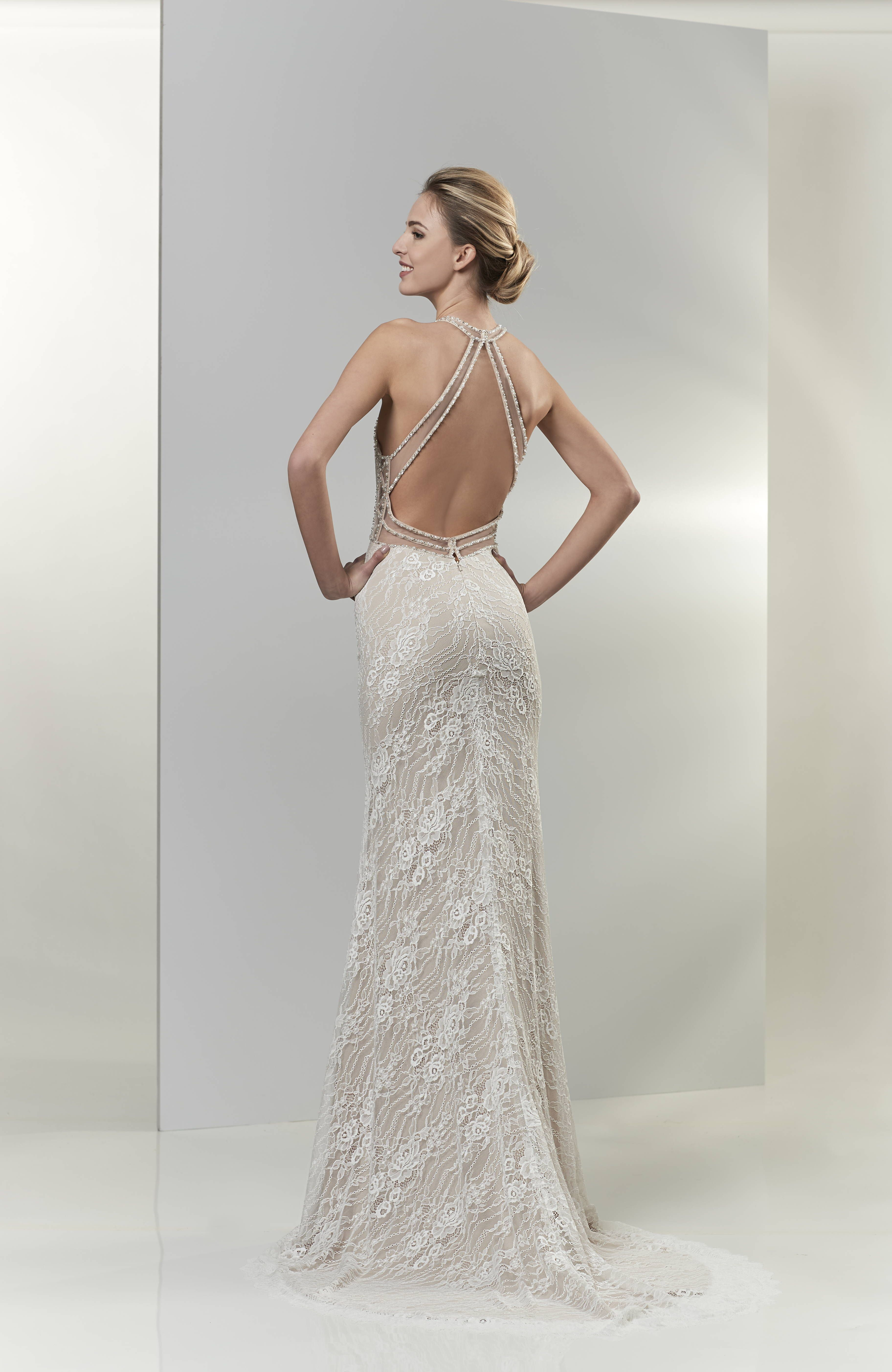 venus bridal collection 2019 - brautkleid at6658