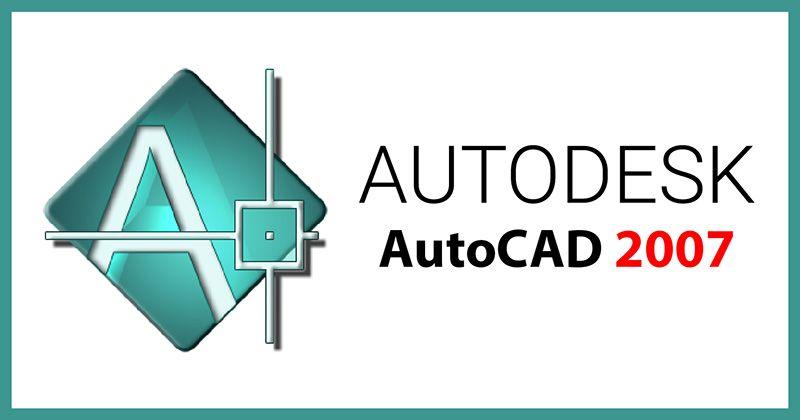 Autocad 2007 Key 32bit 64bit Free Download