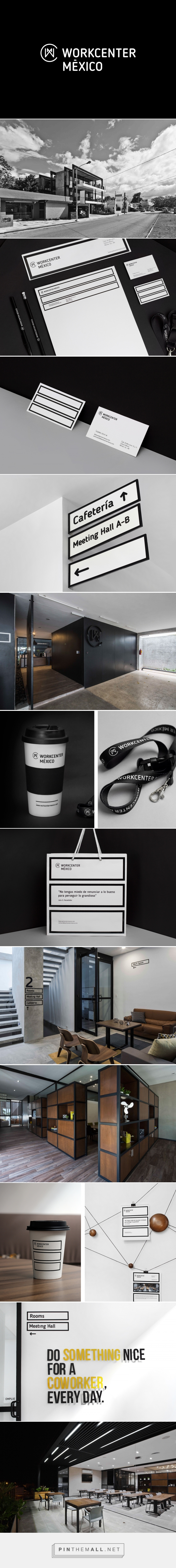 WORKCENTER on Behance... - a grouped images picture - Pin Them All
