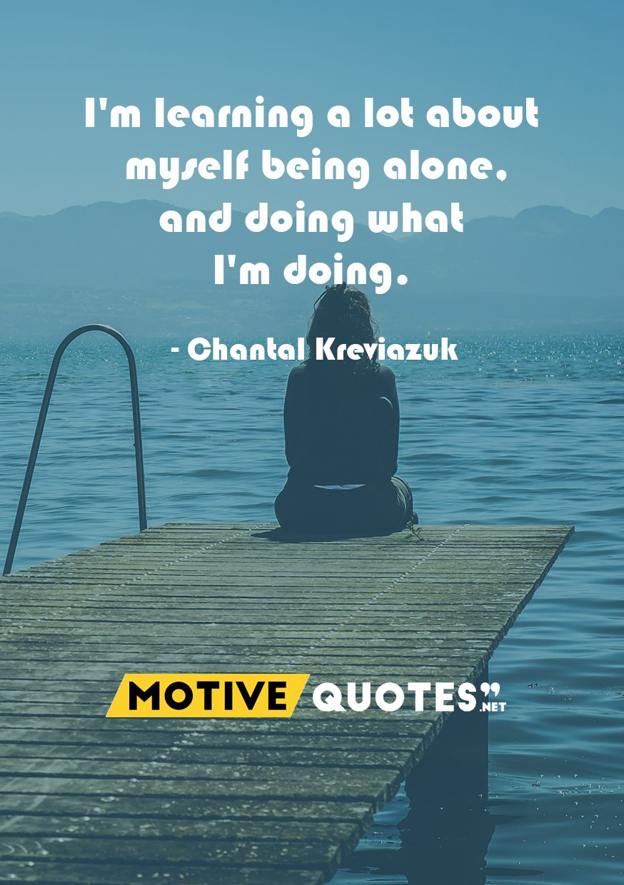 Pin On Alone Quotes
