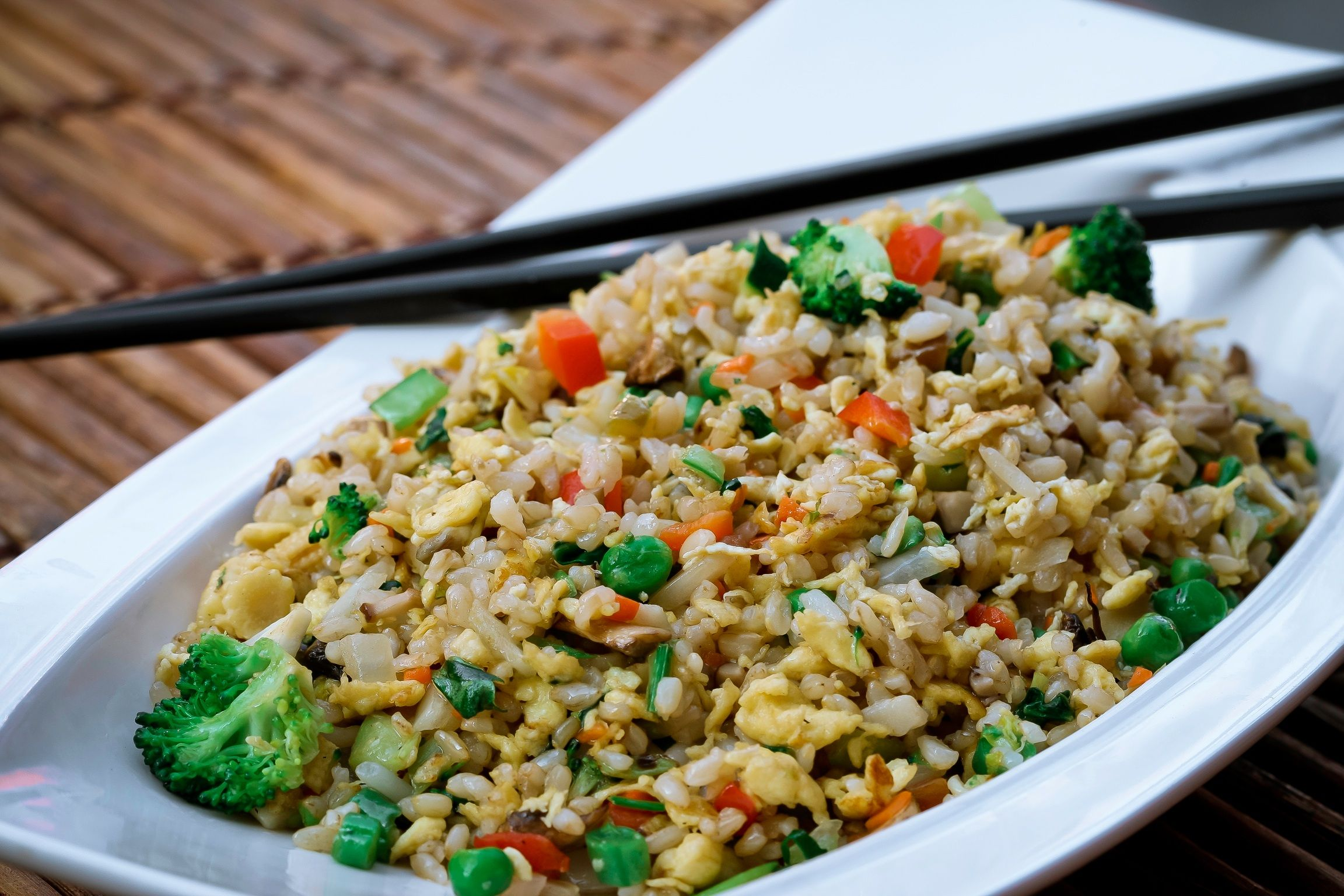 Our Delicious Fried Rice  #Chinese #Food #FriedRice #Rice