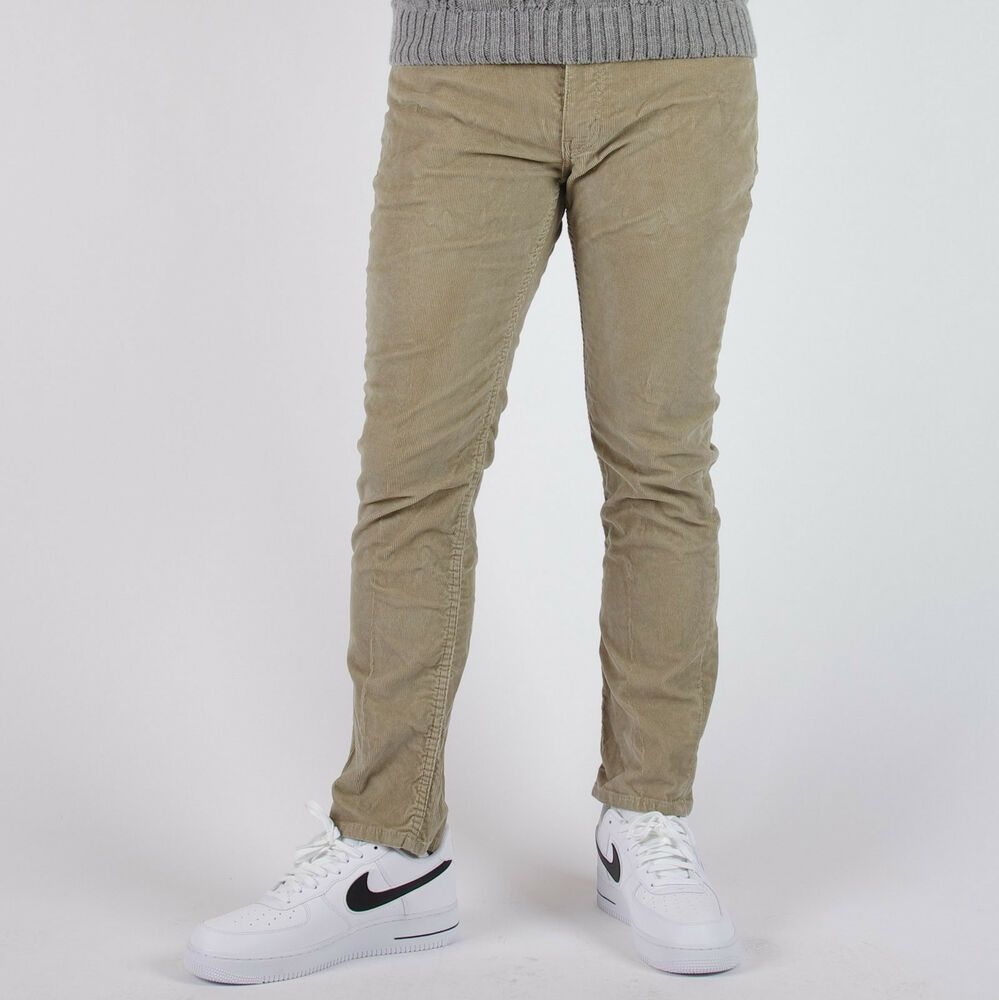 bfa39844 Levi's 511 Slim fit Stretch Corduroy men's Pants W36 L30 #fashion #clothing  #shoes