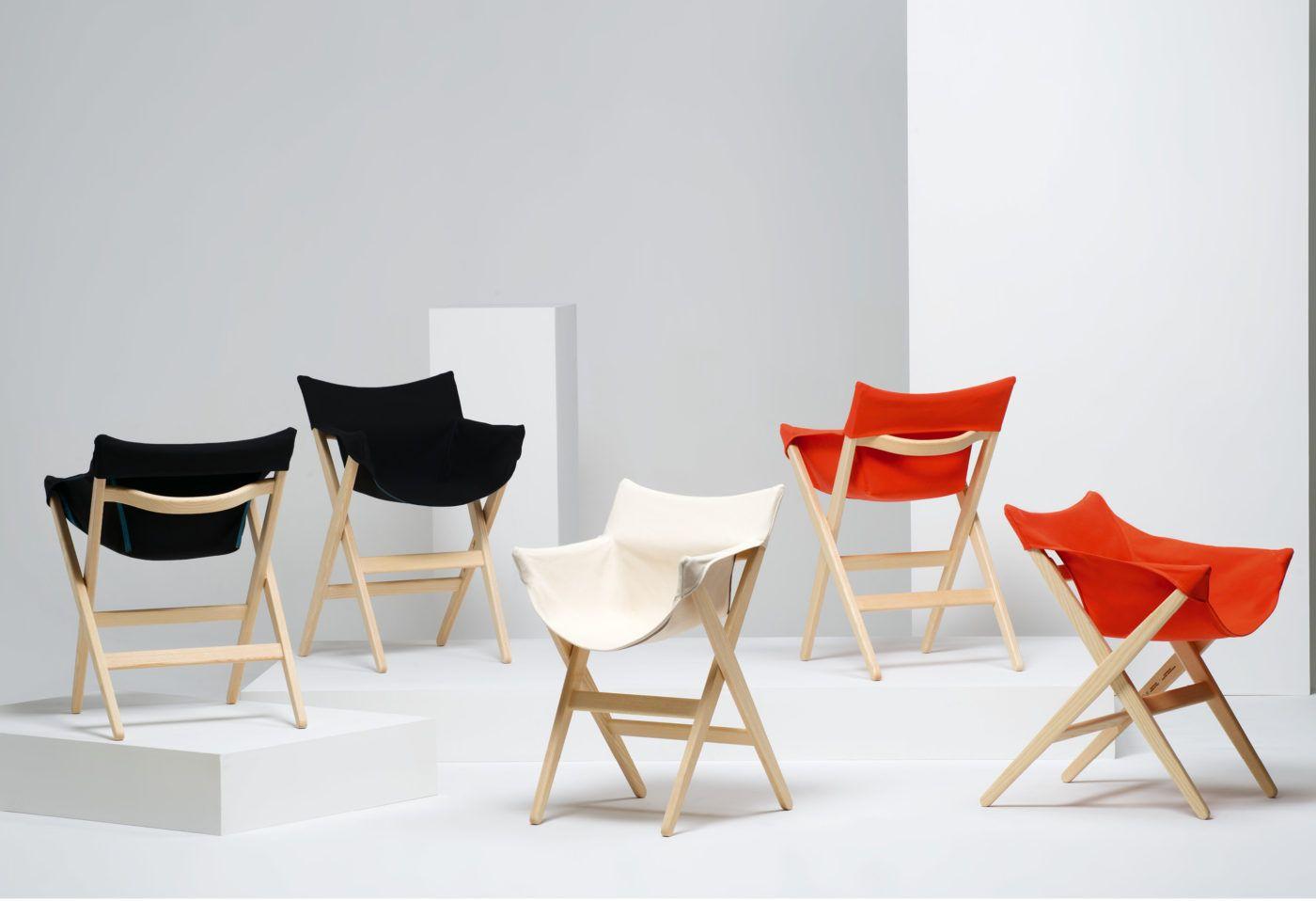 Tavolo E Sedie Campeggio.Mc6 Fionda Side Chair By Jasper Morrison For Goruntuler Ile