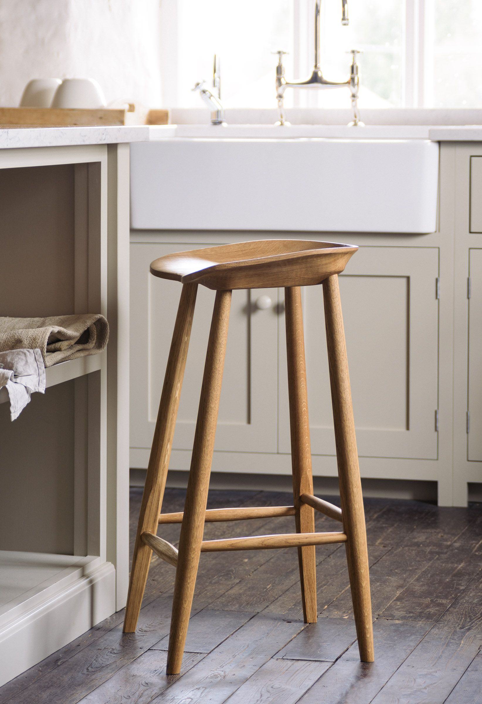wooden kitchen stools lowes faucets delta introducing the brand new bum stool by devol chairs