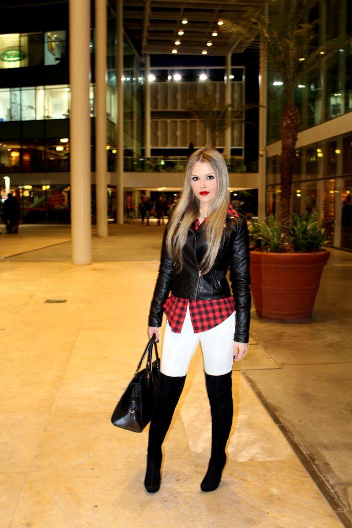 e5380c3150 sininhu sylvia santini meu look blog got sin shopping iguatemi serra fashion  2014 blog moda camisa