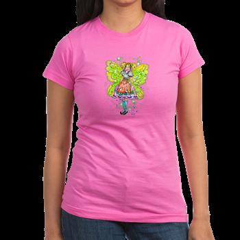 T-Shirt www.teeliesfairygarden.com Brighten up your day with this cute printed tshirt. #fairytshirt