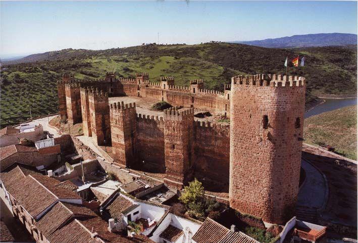 Castillos de ja n ba os de la encina espa a pinterest espa a jaen espa a y castillos - Banos de la encina espana ...