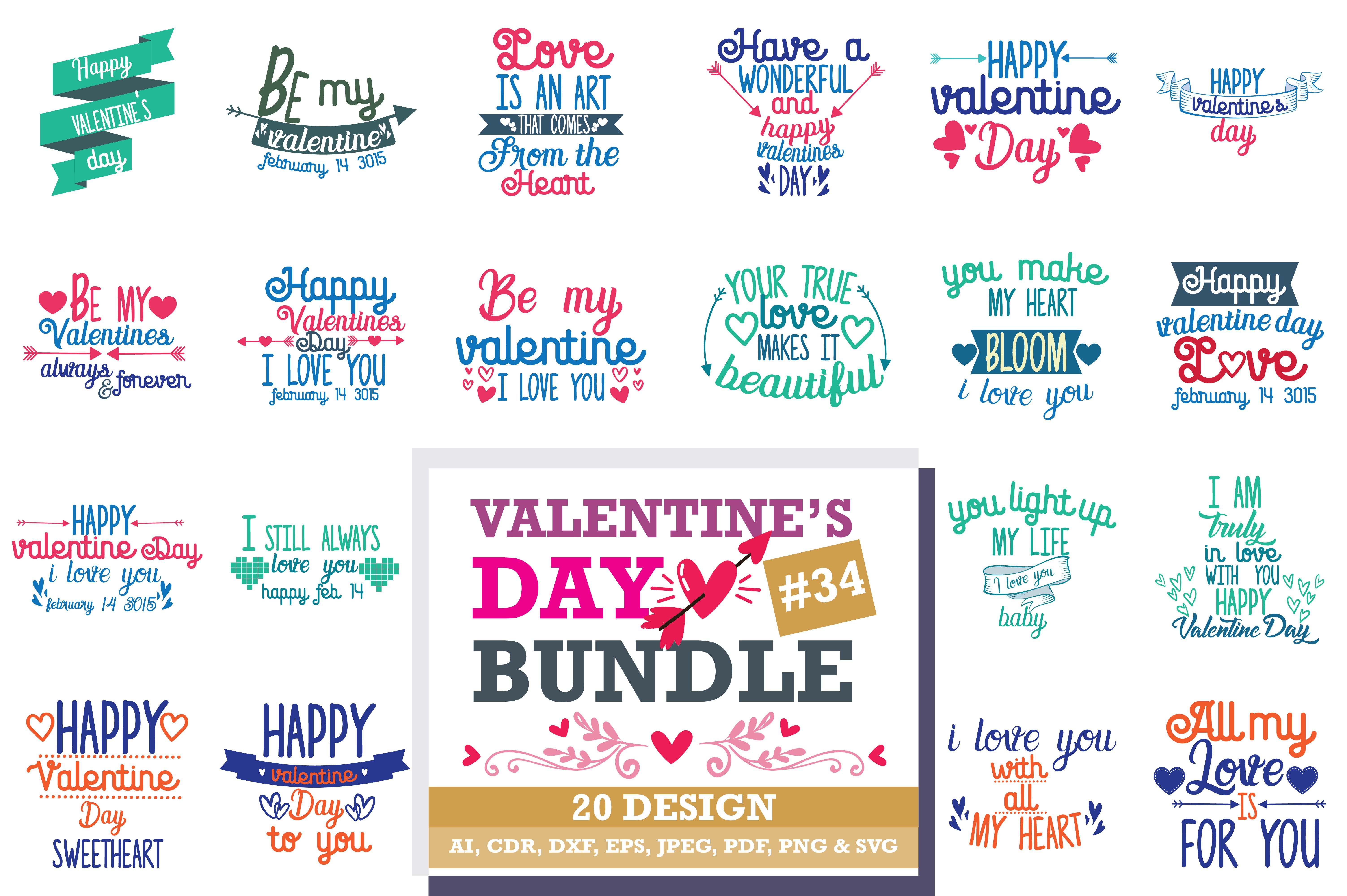 Download Free Valentine S Day Svg Bundle Graphic By Thelucky Happy Love Day Valentines For Boys Valentine Day Love PSD Mockup Template