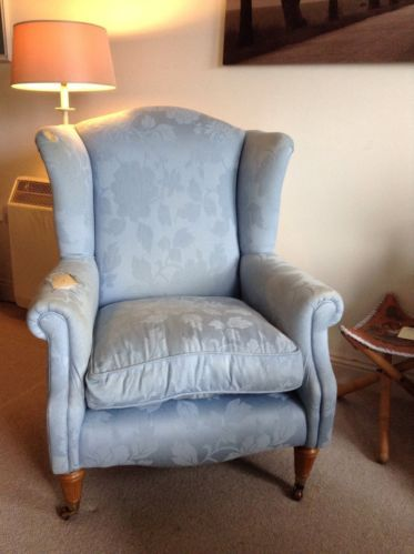 Laura Ashley Southwold armchair | eBay | Country cottage ...