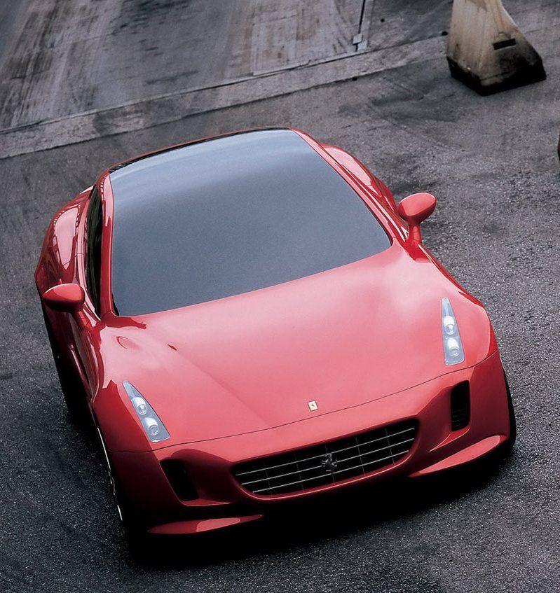 Ferrari Gg50 By Giugiaro X Concept Cars Ferrari Ferrari Car