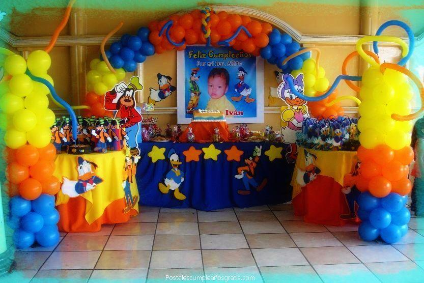 Decoraciones fiestas infantiles damian 39 s birthday - Decoraciones infantiles para ninos ...