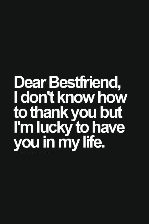 friends citater Thank You Quotes For Friends | Best friends | Citater om venskab  friends citater