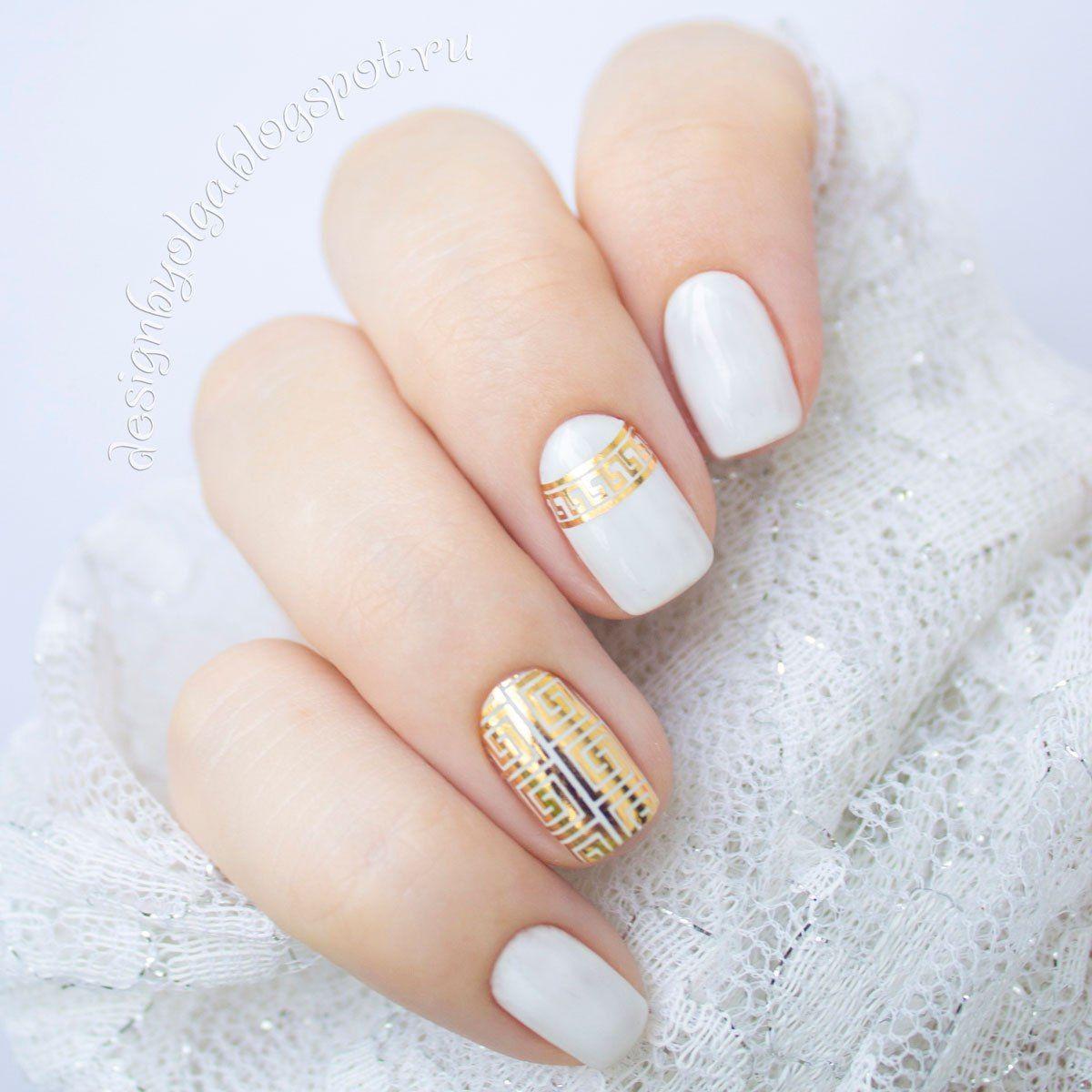 nail decals, nail stickers, nail wraps, foil nails, bpwomen | Nail ...