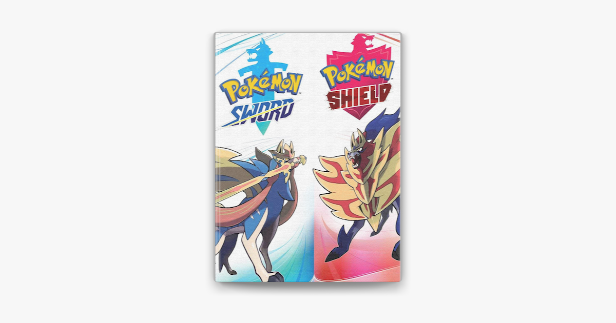 Pokemon Sword And Shield The Official Game Walkthrough Aff Shield Official Game Download Ad Pokemon Civilization Vi First Video Game