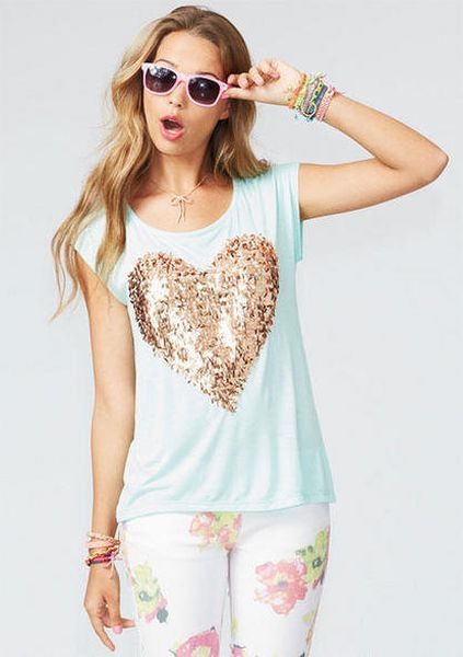 shirt trend Spring Outfits For Teenage Girls Rusolclothingcom ...