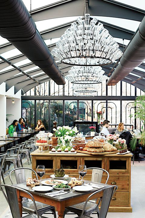Byzantium Boom Business Decor Restaurant Restaurant Design