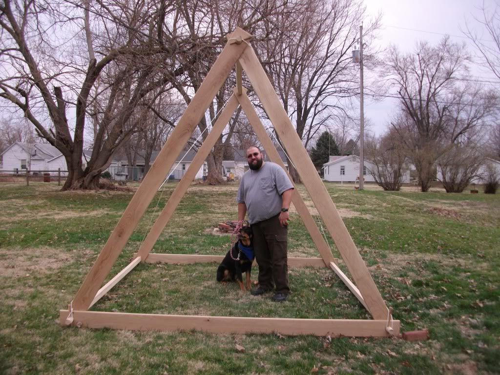 Making a Viking Tent & Making a Viking Tent | The Electronic Tavern of Khador | Viking ...