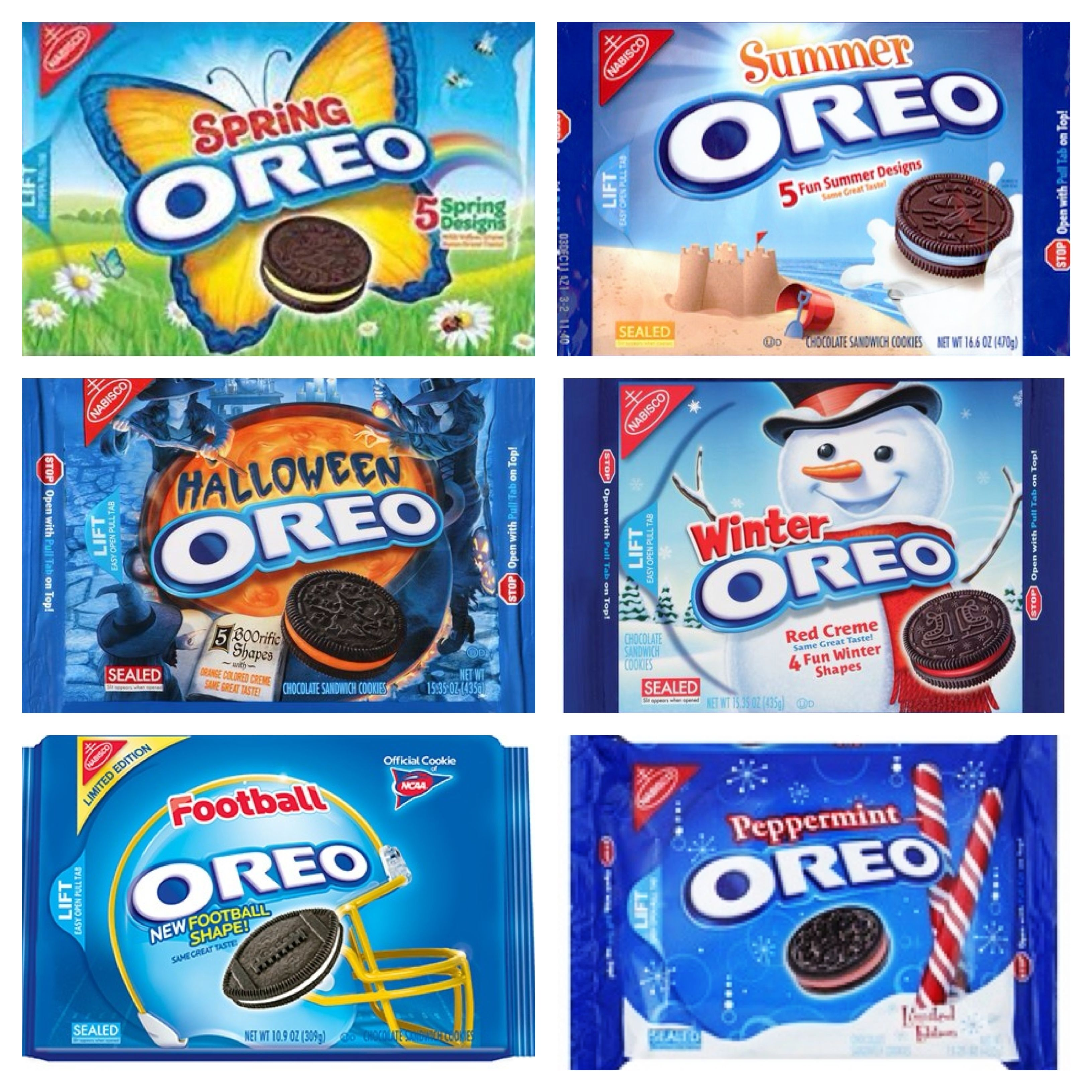 oreo special edition flavors 2018