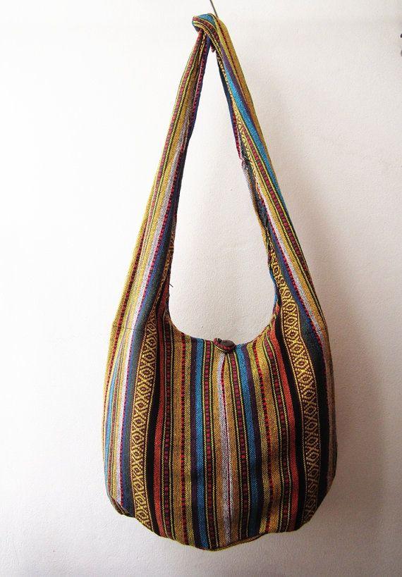 Indian sling bag,ethnic messenger bag, tribal shoulder bag, boho ...