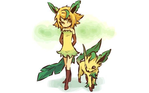 Anime Chibi Pokemon Human Google Search Anime Pinterest