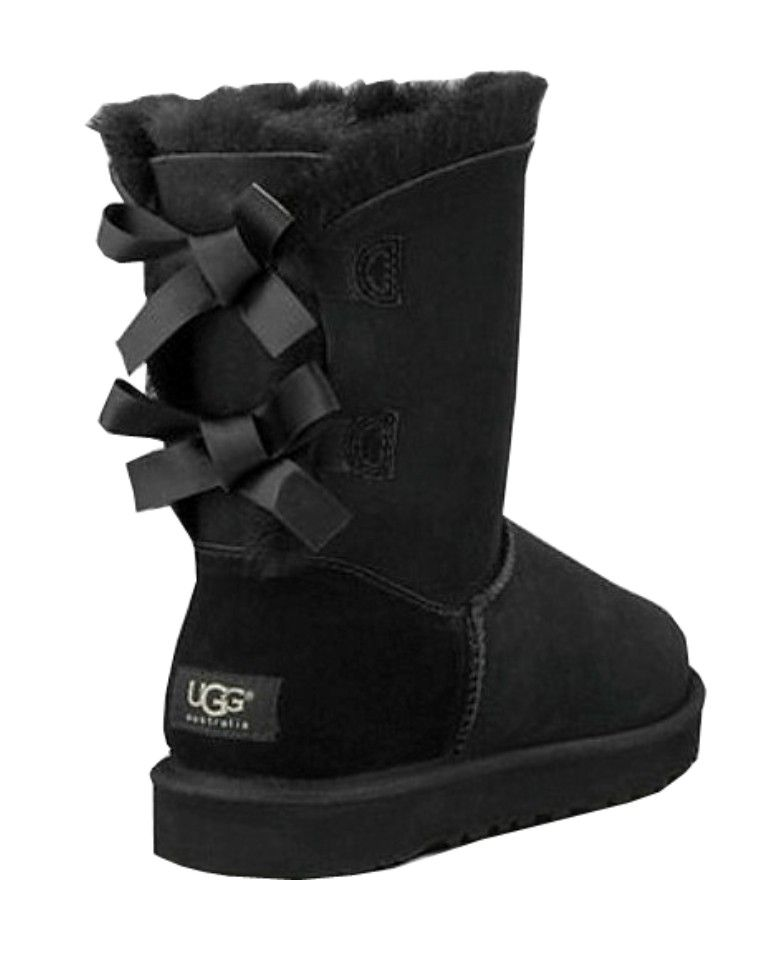 bb043e13b2e Uggs with Bows | Brown Uggs With Bows Ugg australia bailey bow boots ...