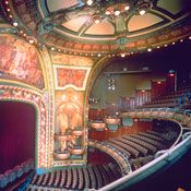 New Amsterdam Theater New Amsterdam Nyc Attractions Show Place
