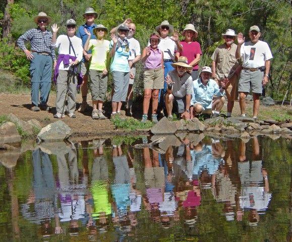 Sun City Grand Hiking Club