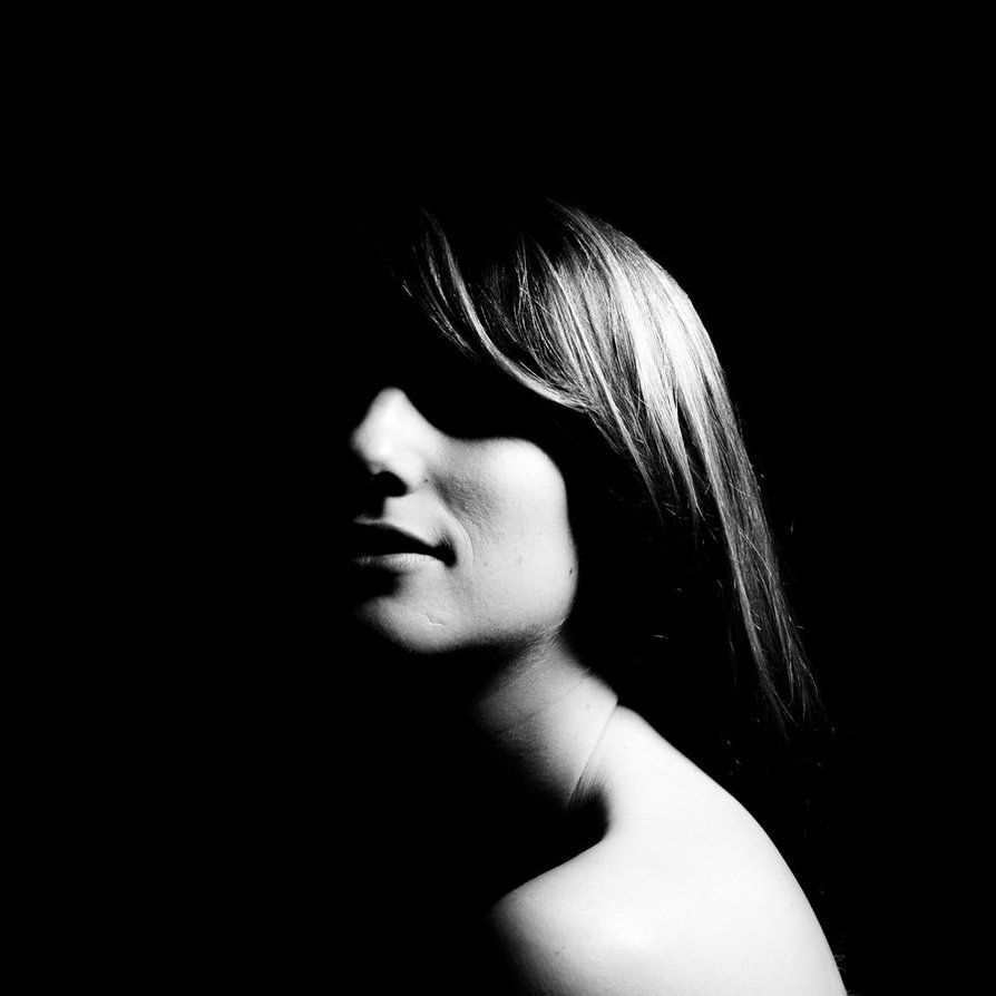 B w high contrast portrait by donnosch high contrast photography black and white photography