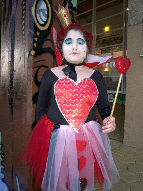 Reina de corazones iracunda alice in wonderland - Disfraces para gemelos ...