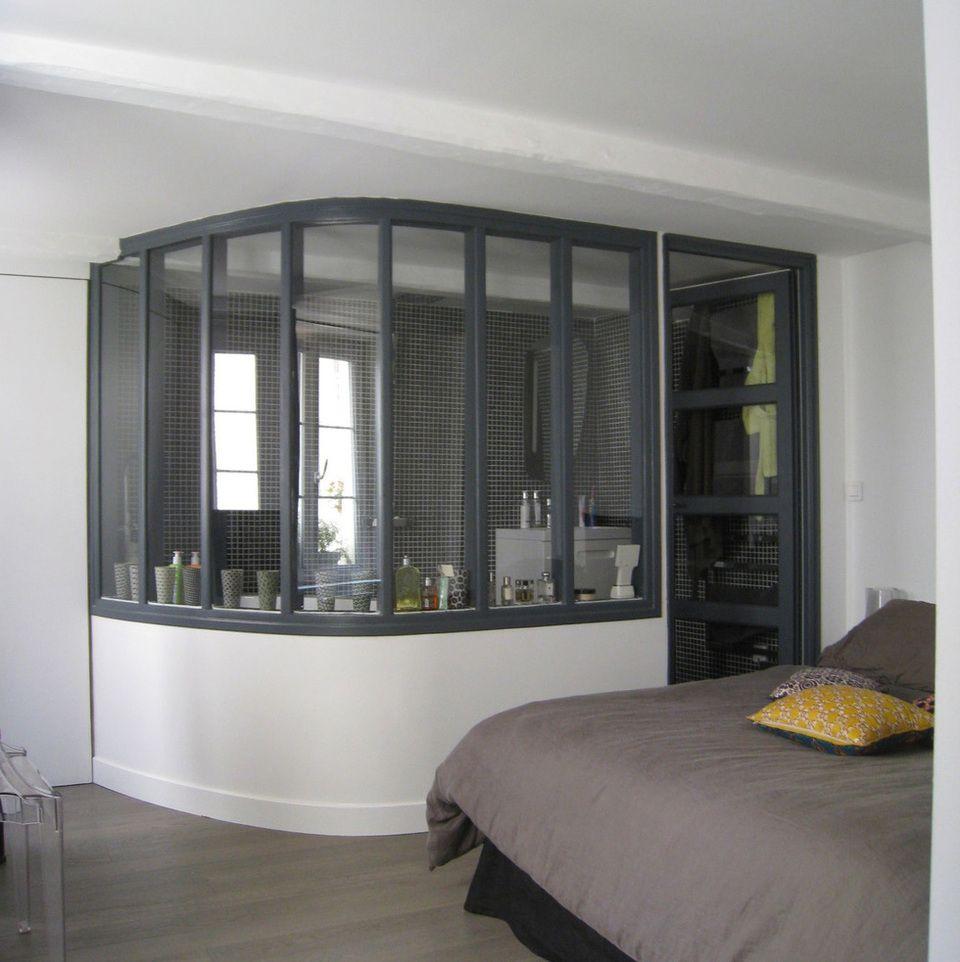 creation bureau dans grande pi ce tout en gardant la. Black Bedroom Furniture Sets. Home Design Ideas