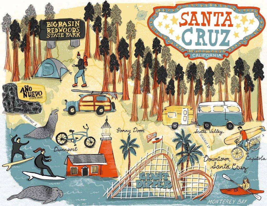 10 Fun Things To Do In Santa Cruz California Santa Cruz Santa