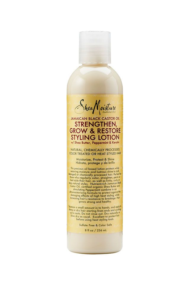 Jamaican Black Castor Oil Strengthen Grow Restore Styling Lotion W Shea Butter Peppermint Ker Shea Moisture Products Jamaican Black Castor Oil Hair Lotion