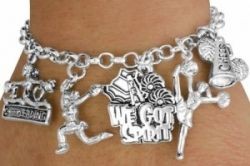 Super cute cheerleading jewelry