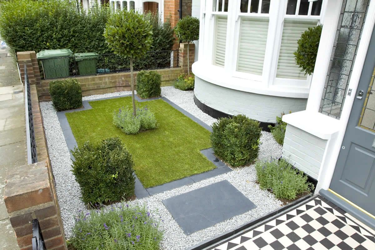 20 Amazing and Cost-effective Modern Landscape Garden ...