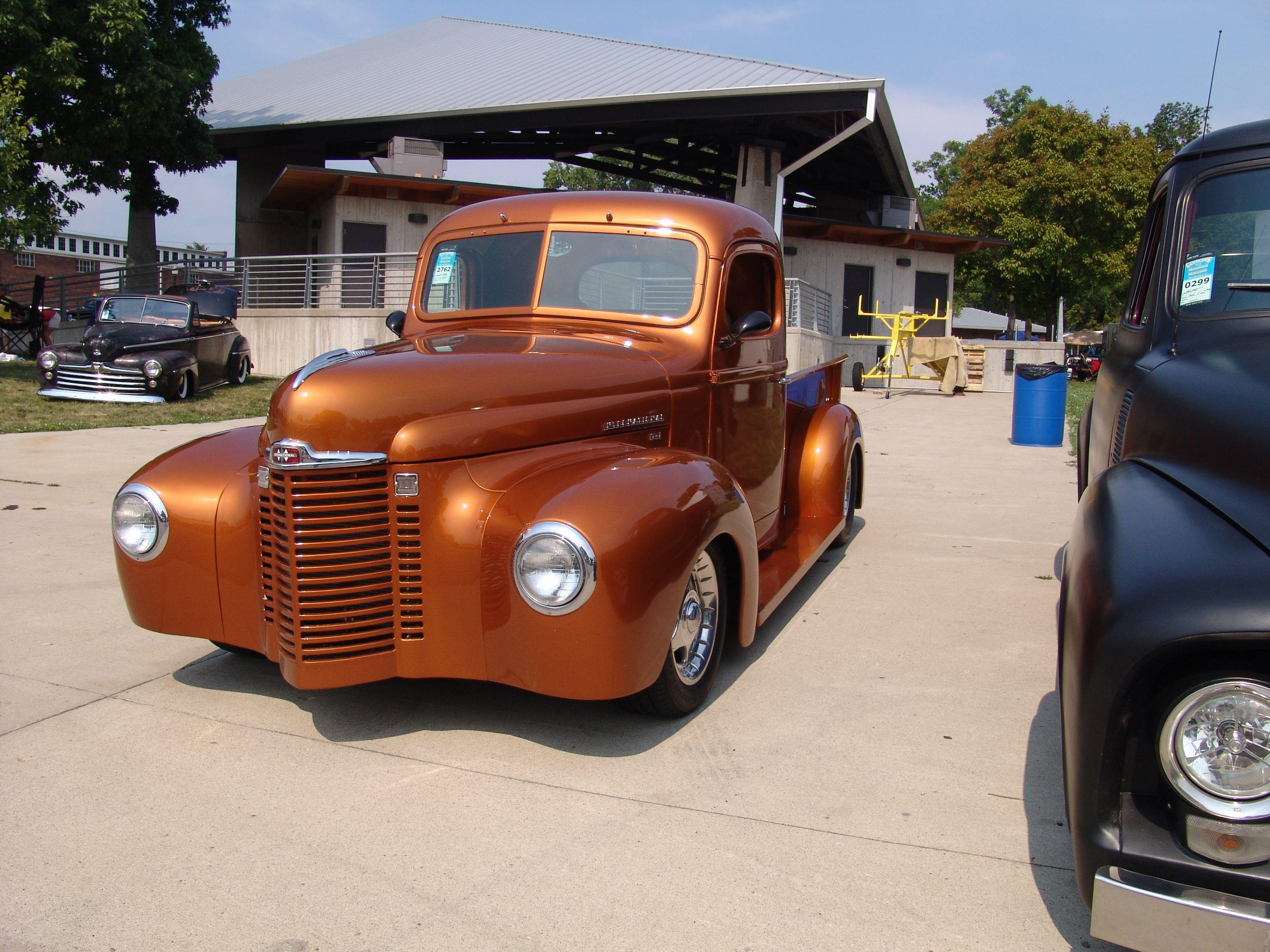 International truck at Goodguys Des Moines Iowa 2012 | International ...