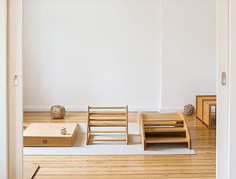 Pikler spielraum es geht darum dem wunderbaren inneren for Raumgestaltung lernen