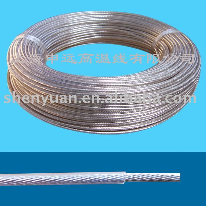 UL1727 600v multicore silver-plated copper wire manufacturers ...