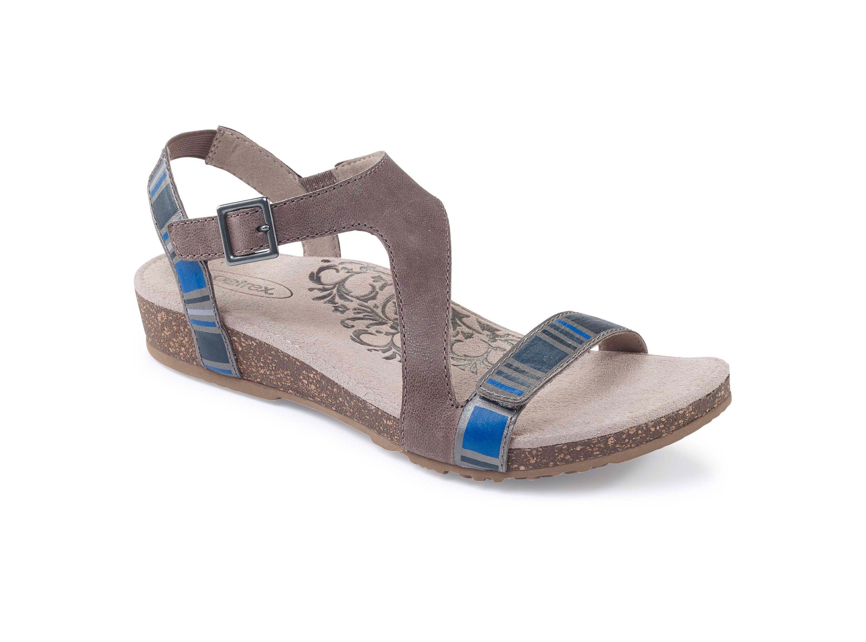 0b3705a7a Jenny Adjustable Sandal - Stone Stone