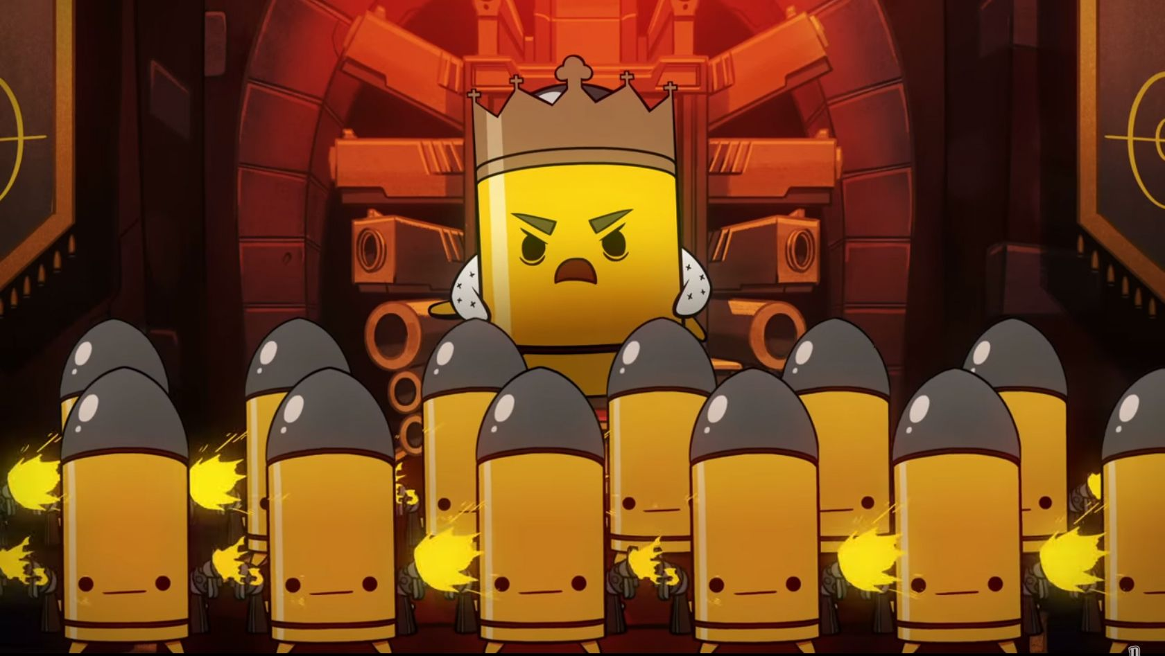 Enter The Gungeon Has A Cute Animated Trailer Best Indie Games Animation Indie Games