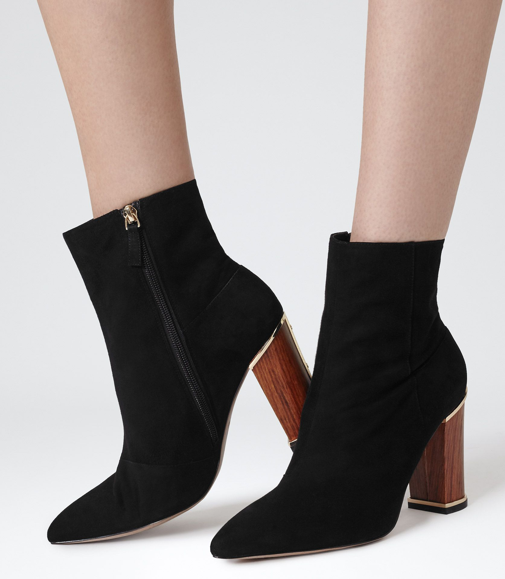 Good-Looking Womens Thakoon Addition Woven Detail Boots Outlet Online