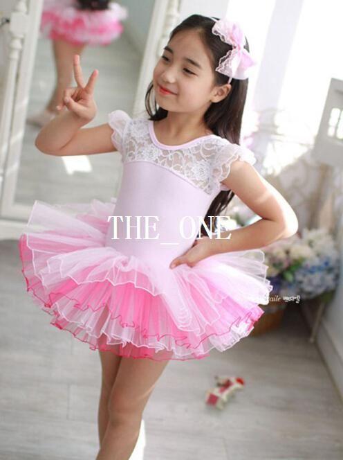 bb30adcf2c Dança ballet vestido tutu de ballet traje vestidos de crianças vestido de  renda de crianças nobre fairy dress ballet tutu de roupa de menina ballet  dança ...