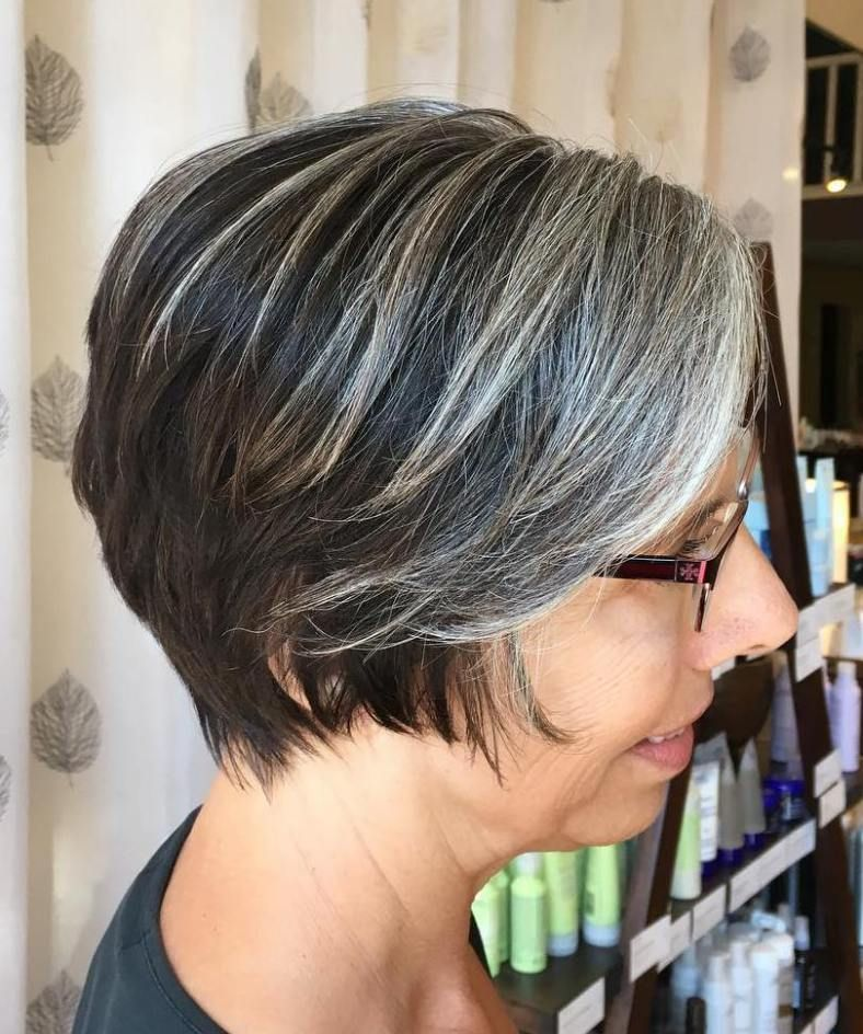 60 Gorgeous Gray Hair Styles The One With The Hairstyles