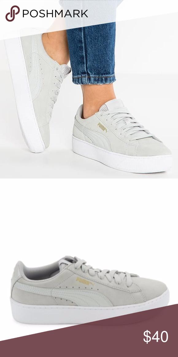 Puma Suede Vikki Sneakers   Puma suede