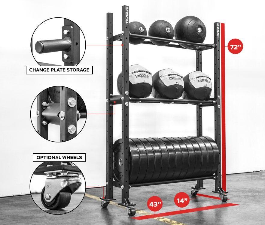 Tier mass storage system quot home gym indoor pools