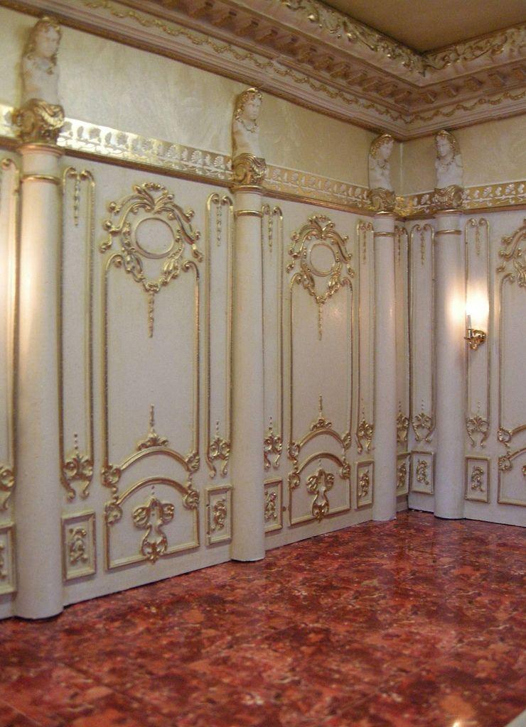 The Bookcase Ballroom | by Ken Haseltine Regent Miniatures
