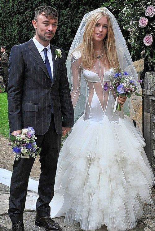worst wedding gowns