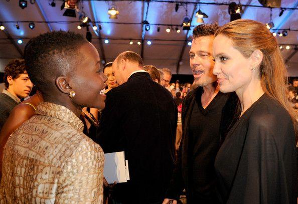 Angelina Jolie - 2014 Film Independent Spirit Awards - Show