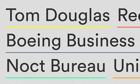 Circular Font Sample | Typography | Sans serif fonts, Sans serif, Serif